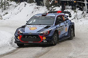 WRC Prova speciale Svezia, PS14: Neuville incrementa il vantaggio. Tanak vede Latvala!