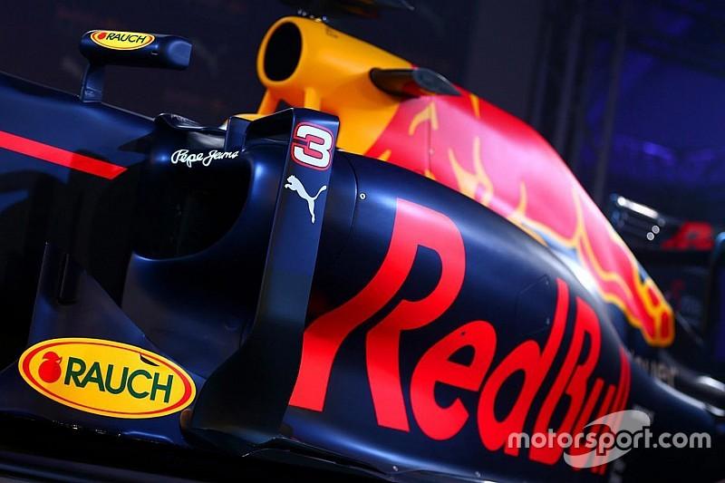 Red Bull anuncia data de lançamento de novo carro