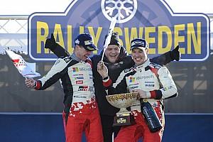 WRC Noticias de última hora Makinen anticipa actualizaciones para el Yaris