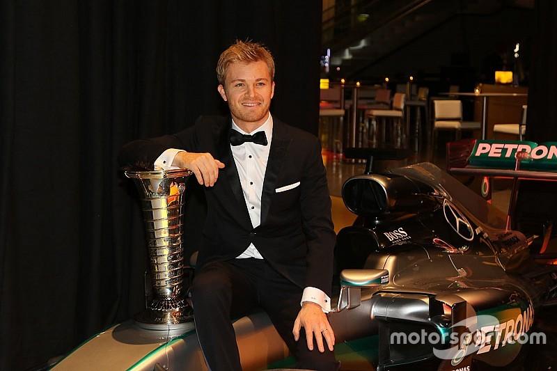Rosberg újabb díjjal gazdagodott!