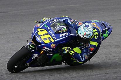 Pas surpris par Márquez, Rossi veut améliorer son rythme