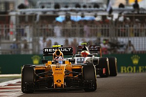 Формула 1 Интервью В Renault поставили цель обогнать Williams, Force India и Toro Rosso