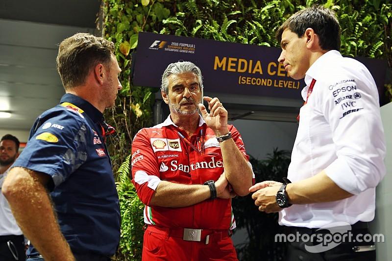 F1-teams werken aan nieuwe organisatie om teambelangen te behartigen