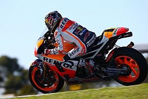 MotoGP Noticias de última hora Unas anginas impiden que Pedrosa dé más de 40 vueltas