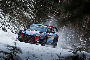 WRC Nieuws Paddon pakt draad weer op in Zweden na fataal WRC-ongeval