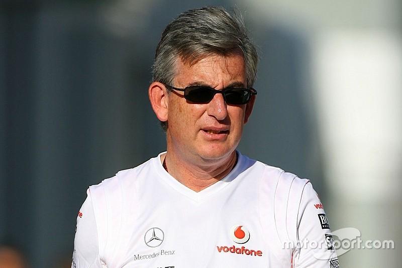 El histórico responsable de marketing de McLaren dejará el equipo
