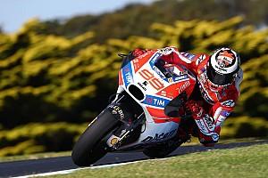 MotoGP BRÉKING MotoGP: Lorenzo még mindig nem tud megbarátkozni a Ducatival!