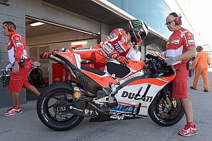"""MotoGP 突发新闻 洛伦佐感觉后轮在菲利普岛测试中有""""危险"""""""