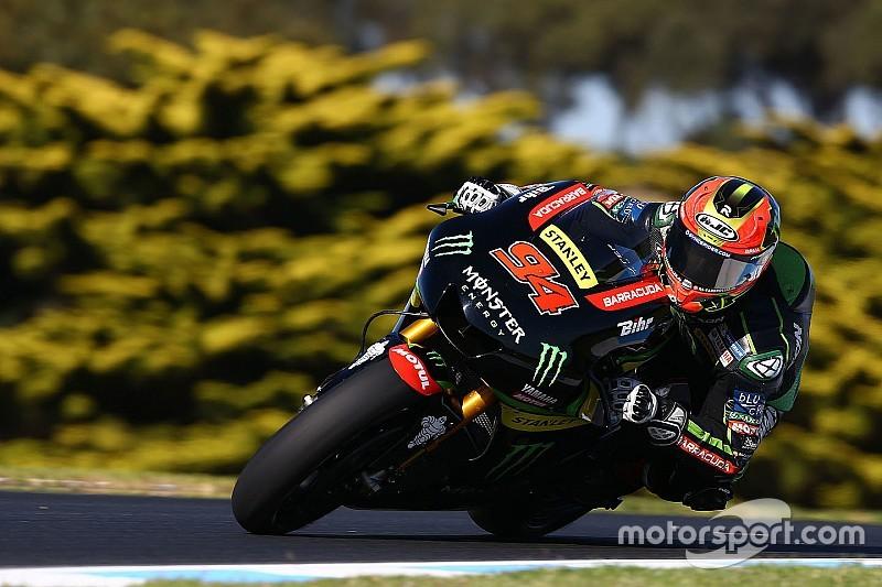 MotoGP-Test Australien: Folger stark auf 4, Vinales wieder Schnellster