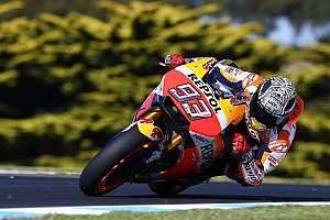 MotoGP 速報ニュース 【MotoGP】解決策を見つけたマルケス「電子制御は改善しつつある」