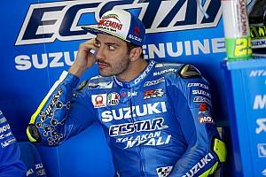 MotoGP Réactions Iannone distancé mais concentré sur le travail de fond