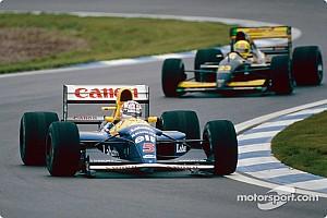 Formule 1 Nieuws Formule 1-teams bekijken terugkeer actieve ophanging