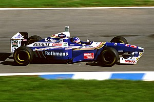 Formule 1 Toplijst Retro: De evolutie van de Williams F1-wagens sinds 1997