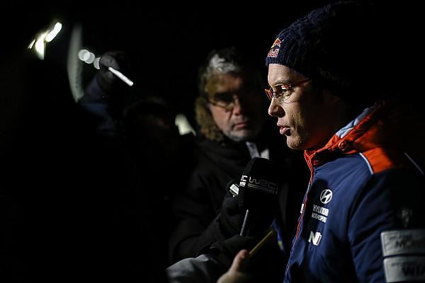 WRC Репортаж з етапу Ралі Швеція: хмари над Тьєррі
