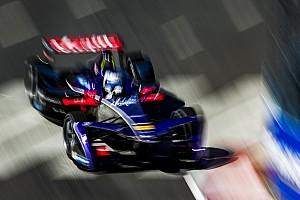 Formule E Résumé d'essais libres EL2 - Bird maintient DS Virgin au top, Di Grassi dans le mur