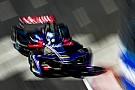 Formule E EL2 - Bird maintient DS Virgin au top, Di Grassi dans le mur