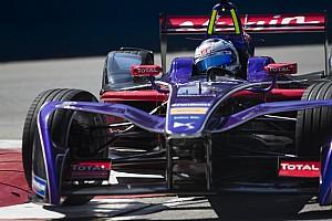 Formula E Reporte de prácticas Bird mantuvo el dominio de DS Virgin en la segunda práctica
