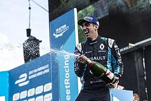 Formula E Race report