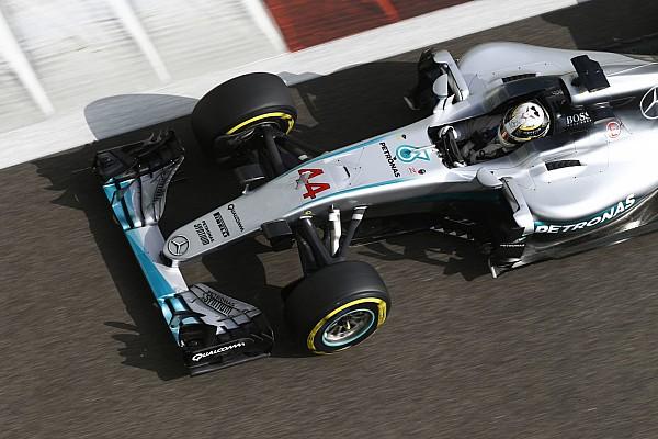 Формула 1 Новость Хэмилтон попросил команду не делиться его телеметрией с Боттасом