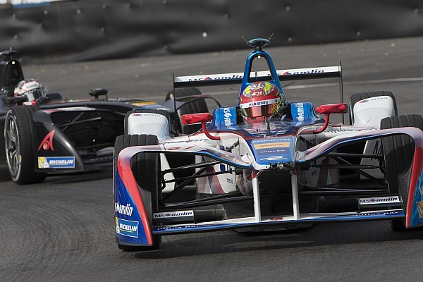 """Formule E Frijns baalt: """"We konden simpelweg niet volgen"""""""