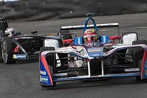 """Formule E Nieuws Frijns baalt: """"We konden simpelweg niet volgen"""""""