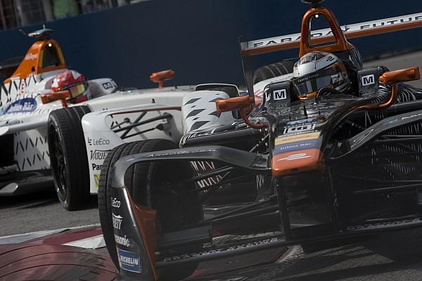 Formule E Duel tussen Dragon Racing-teamgenoten zorgt voor spanning