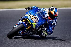 """MotoGP Noticias de última hora Rins: """"Los tiempos son buenos, pero nos queda mucho por mejorar"""""""