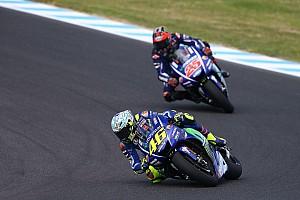 MotoGP Важливі новини Віньялес: Не можна відчути себе зіркою поруч із Россі