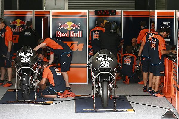 MotoGP Noticias de última hora KTM probará un motor nuevo en el test de Qatar