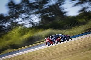World Rallycross Actualités Trois 208