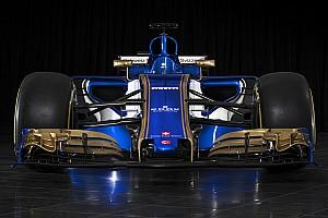 Sauber: la C36 ha un roll bar estremo (riprende la Mercedes)