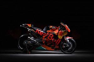 MotoGP Son dakika KTM 2017 MotoGP motosikletini tanıttı