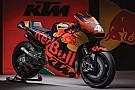 MotoGP «Красные быки» на двух колесах: презентация KTM RC16