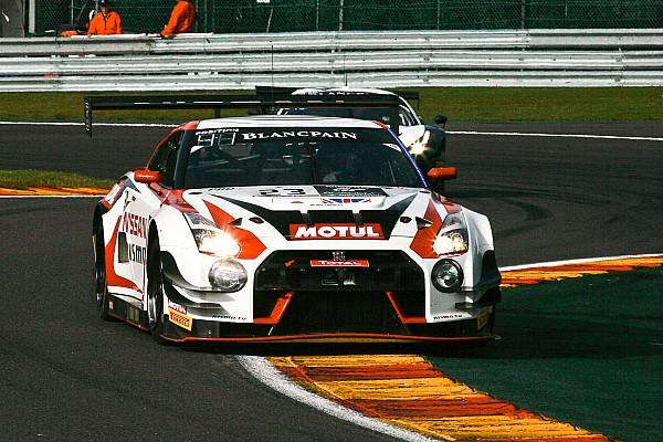BES Noticias de última hora Lucas Ordoñez seguirá con Nissan Nismo en Blancpain Series