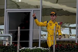 Formula Renault Ultime notizie Jack Aitken uomo di punta della Renault Sport Academy 2017