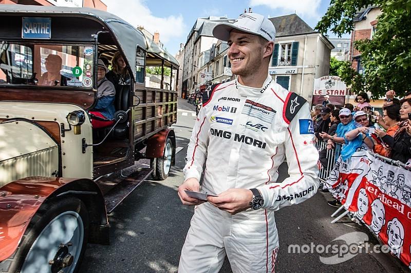 Hülkenberg heeft geen trek in 24 uur van Le Mans