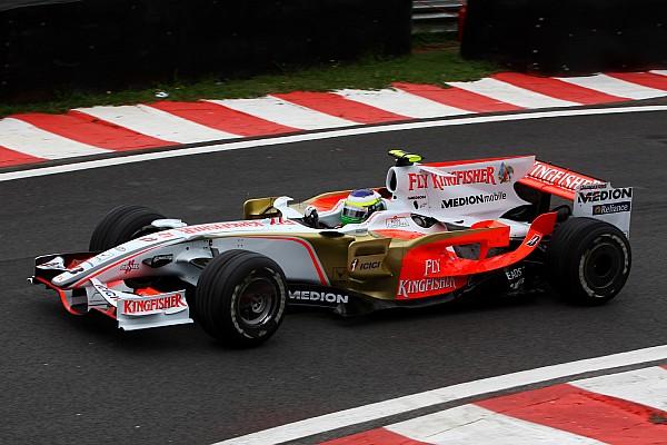 Fotogallery: tutte le Formula 1 della Force India dal 2007