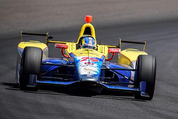 Команда Andretti на Інді-500 знову виставить п'ять машин