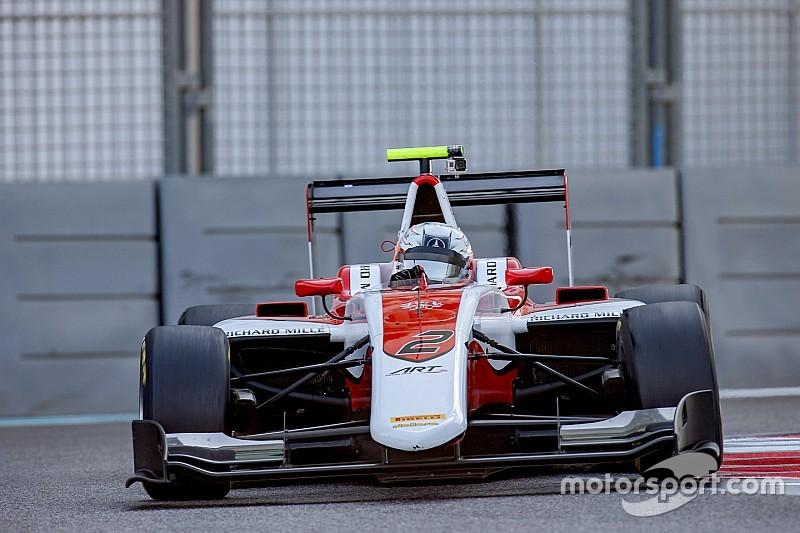 Hubert completeert GP3 line-up bij ART Grand Prix