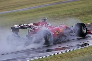 Ferrari: чи відмінять презентацію через дощ?