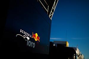 Fórmula 1 Últimas notícias Problema no motor interrompe dia de filmagem da Toro Rosso