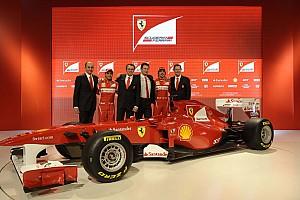Formel 1 Feature Rückblick: Alle Ferrari-Präsentationen in der Formel 1 seit 2007