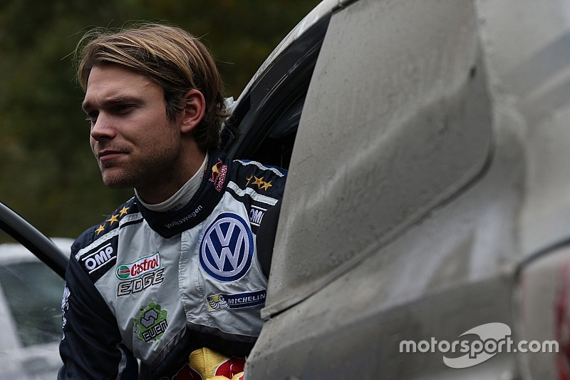 Миккельсен назвал «ударом в лицо» запрет стартовать на VW 2017 года