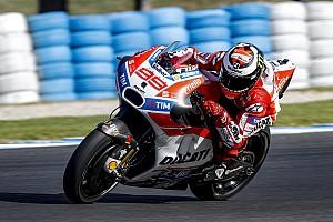 MotoGP Nieuws Ducati last extra test in op Jerez na GP Qatar