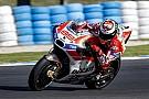 Ducati last extra test in op Jerez na GP Qatar