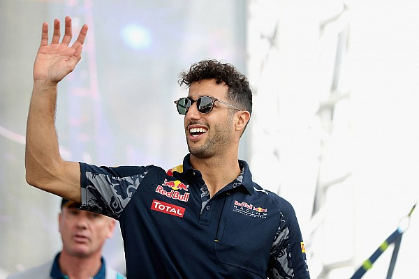 Formula 1 Son dakika Daniel Ricciardo 1 milyon takipçiye ulaştı