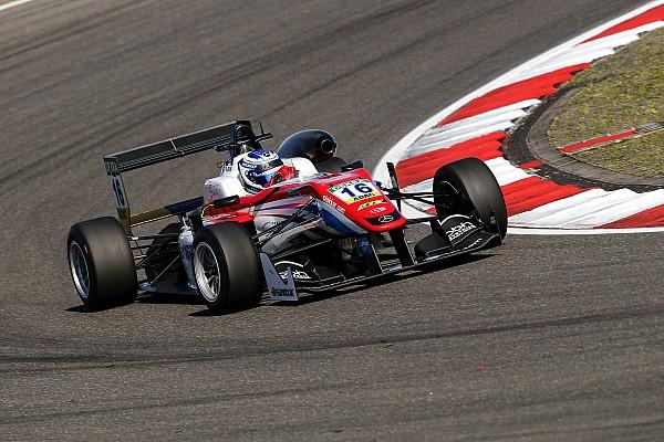 F3 Europe Actualités Aron veut être le premier à vaincre Prema