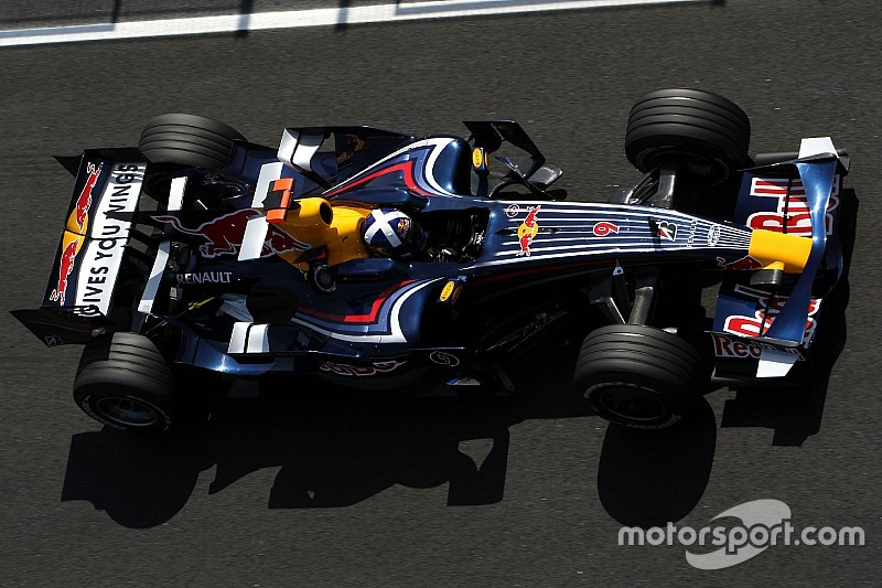 Fotogallery: tutte le Formula 1 Red Bull Racing dal 2005