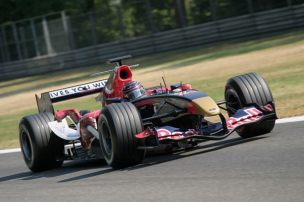 Fotogallery: tutte le Formula 1 della Toro Rosso dal 2006