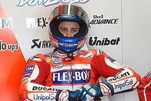 Dovizioso akui peningkatan Ducati tidak cukup